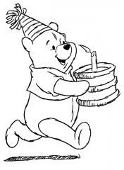 disegni da colorare di winnie the pooh, winnie the pooh, disegni da colorare,disegni da stampare e colorare,disegni da colorare disney,disegni,
