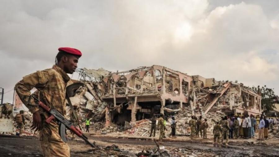 Σομαλία: Αεροπορικό πλήγμα των ΗΠΑ κατά της οργάνωσης Σεμπάμπ - Σκοτώθηκαν τουλάχιστον 60 μέλη της