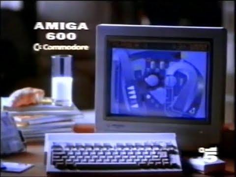 Commodore Amiga 600 - Perchè non te lo compri! #1 (1992)