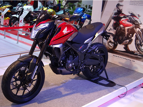 honda's new 160cc motorcycle for india in 2015 could be