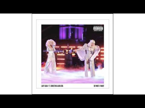 """¡Ya a la venta el nuevo Remix de """"Do What U Want"""" de Lady Gaga ft. Christina Aguilera!"""