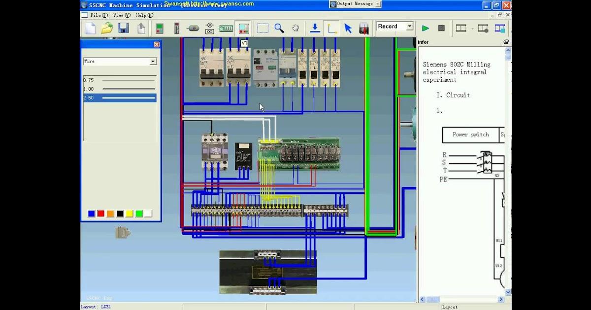 Electrical Wiring Simulator