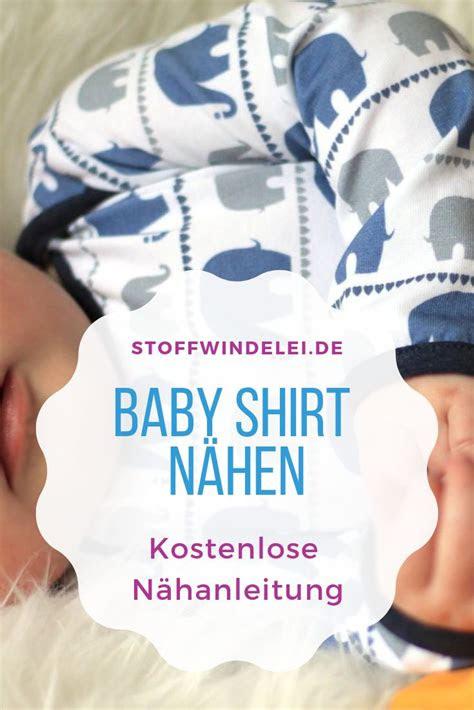 kostenloses schnittmuster und naehanleitung fuer ein baby