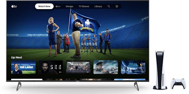 PlayStation 5 owners now get six free months of Apple TV+