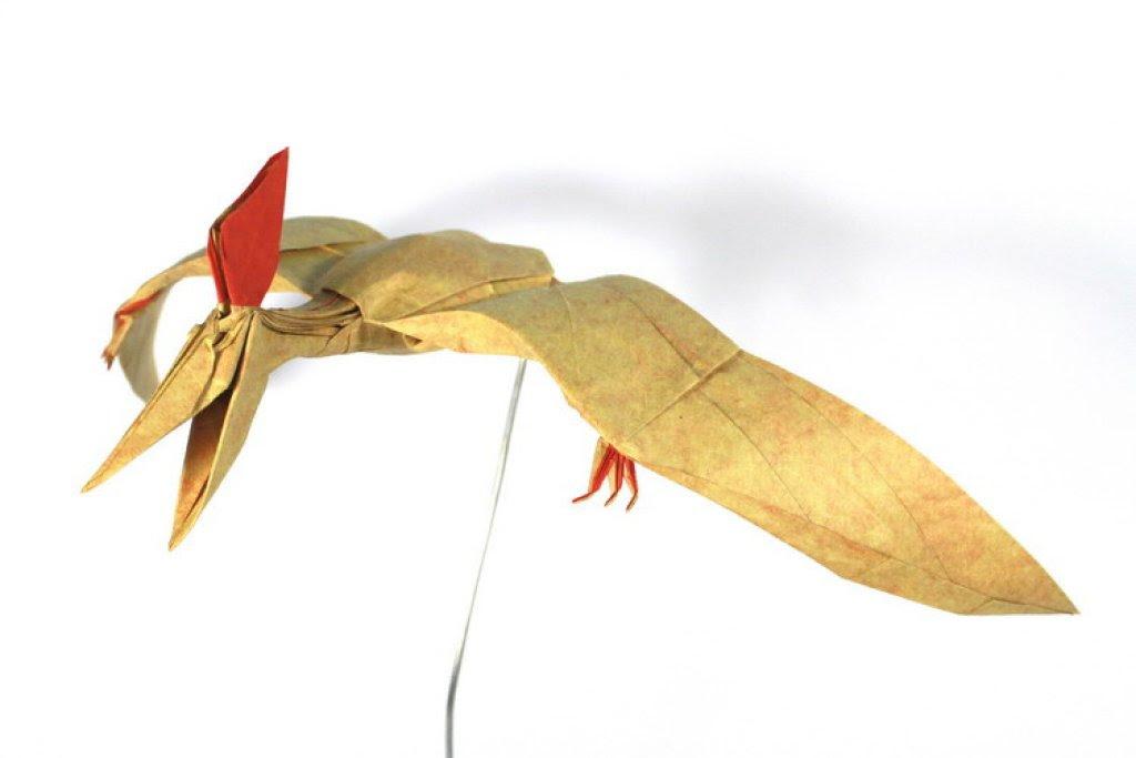 Os incríveis origamis de Nguyen Hung Cuong 10