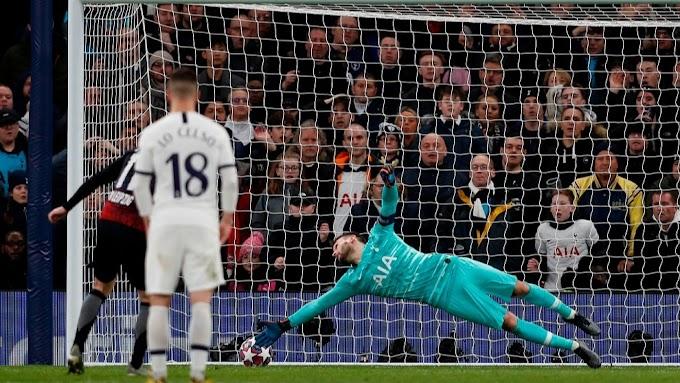 VIDEO: Tottenham 0:1 RB Leipzig / Champions Laegue