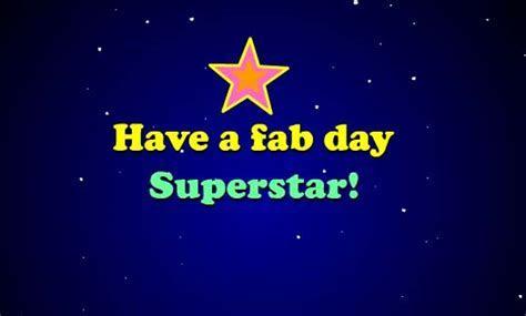 Happy Birthday Superstar. Free Happy Birthday eCards