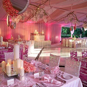 Valentine room decorations, valentine wedding reception