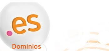 dominios .es anunciados por famosos