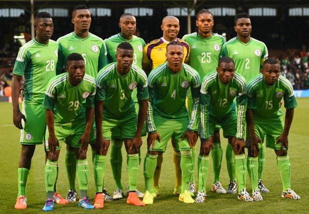 Nigeria+Team Stephen Keshi Unveils 23 Man Super Eagle Squad For Brazil 2014, Drops Ahmed Musa & Sunday Mba