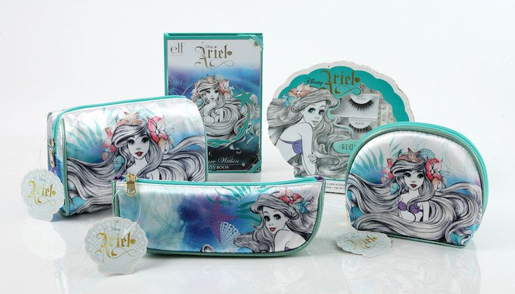 Disney Princess Ariel Beauty Collection