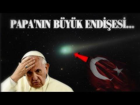 Papa Tarafından Türklere ve Müslümanlara Uğur Getirdiği Düşünülüp Aforoz...