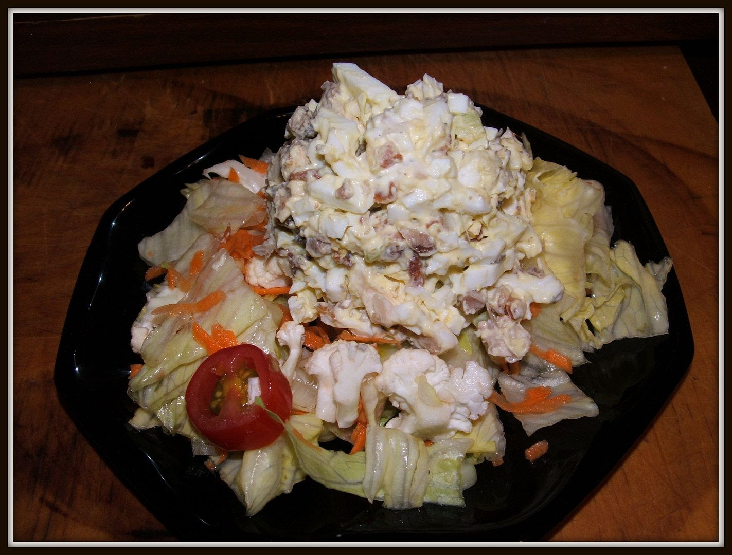 Bacon Ranch Egg Salad by Angie Ouellette-Tower for godsgrowinggarden.com photo 013_zps0bcfa85d.jpg