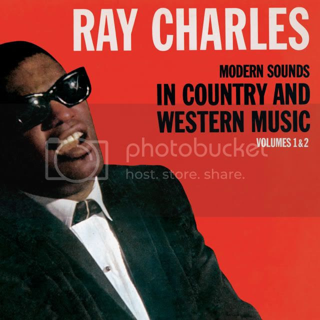 Ray Charles - Modern Sounds in Country & Western Music, Volumes 1 & 2
