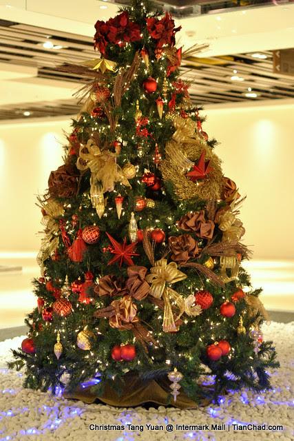 Christmas Tang Yuan @ Intermark Mall | TianChad.com