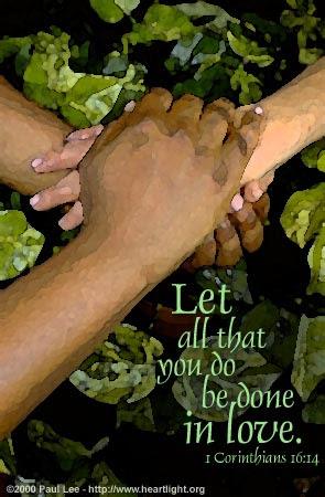 1 Corinthians 16:14 (34 kb)