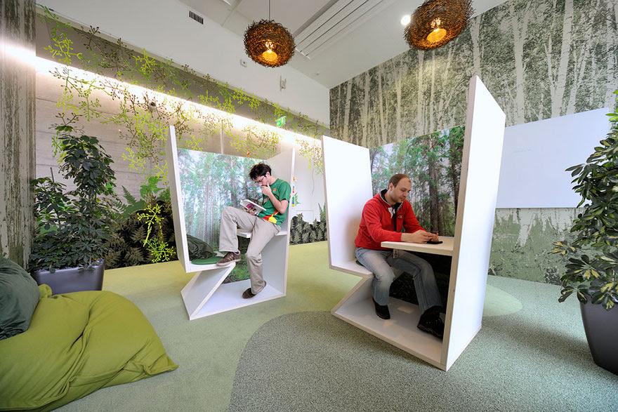 Resultado de imagen para google cool offices
