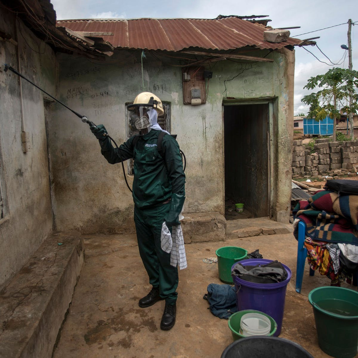 Ending malaria in Africa needs to focus on poverty: quick fixes won't cut it