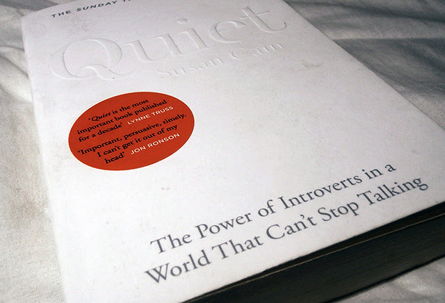 Quiet Susan Caine book cover