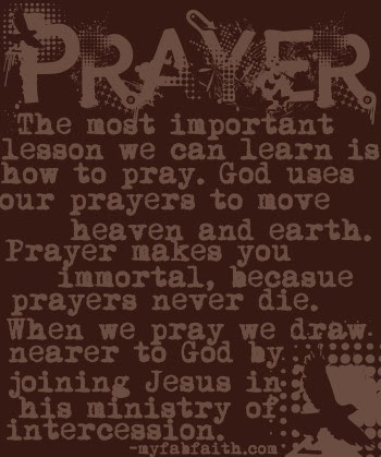 Christian Prayer Quotes Pray Without Ceasing