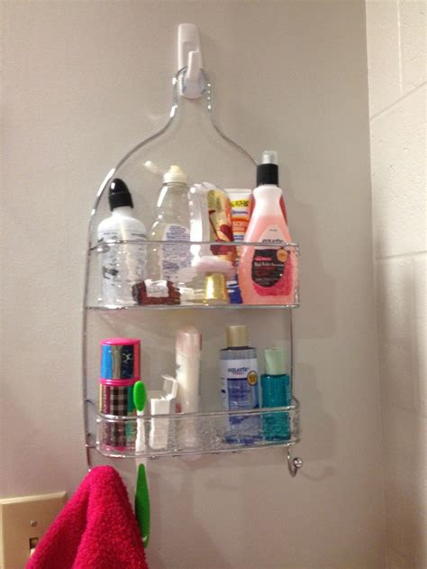 shower caddy  hang   command hooks