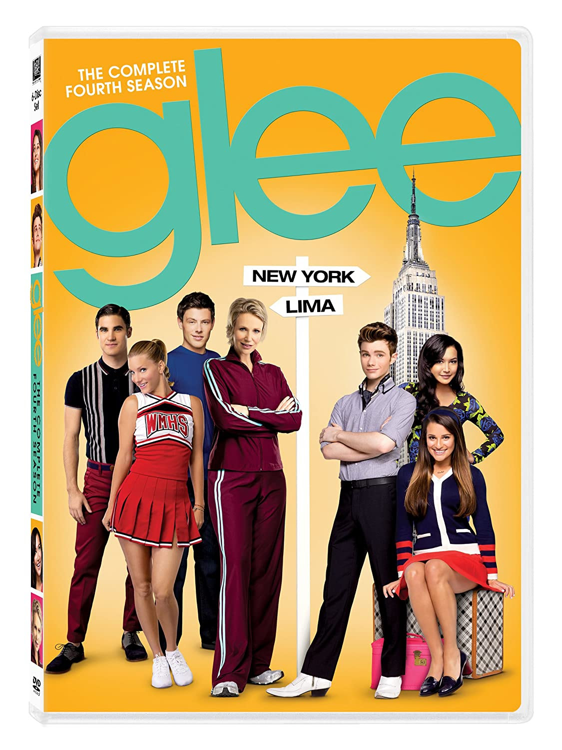 Glee: The Complete 4th Season