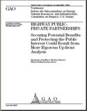 GAO report cover