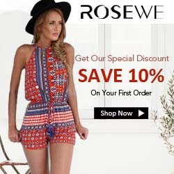 250x250 Rosewe 10% discount