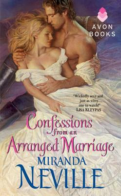 confessions from and arranged marriage cover
