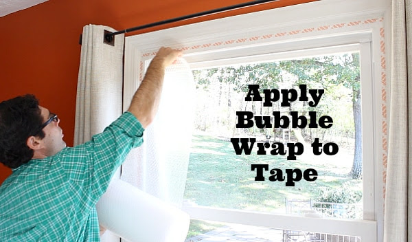 How To Weatherize Windows With Plastic Film Insulation Home Repair