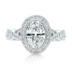 Oval Diamond Engagement Ring   JM Edwards Jewelry