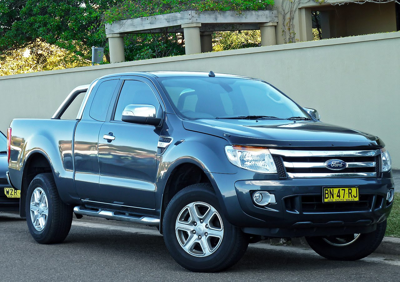 Ford Ranger 2013 Philippines Colors | 2017 - 2018 Best Cars Reviews