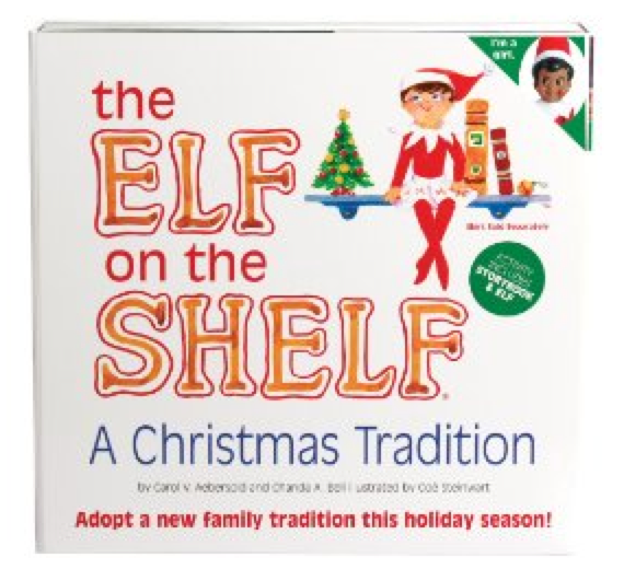 Amazon The Elf On The Shelf Only 1586 Best Price Hip2save