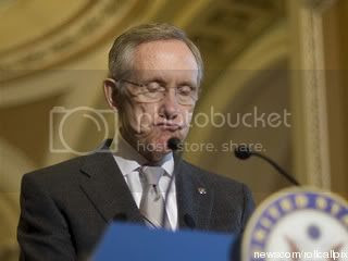 Harry Reid lacking political courage on Energy Bill