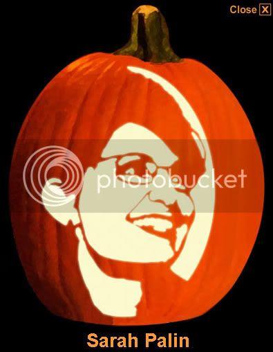 Palin Pumpkin