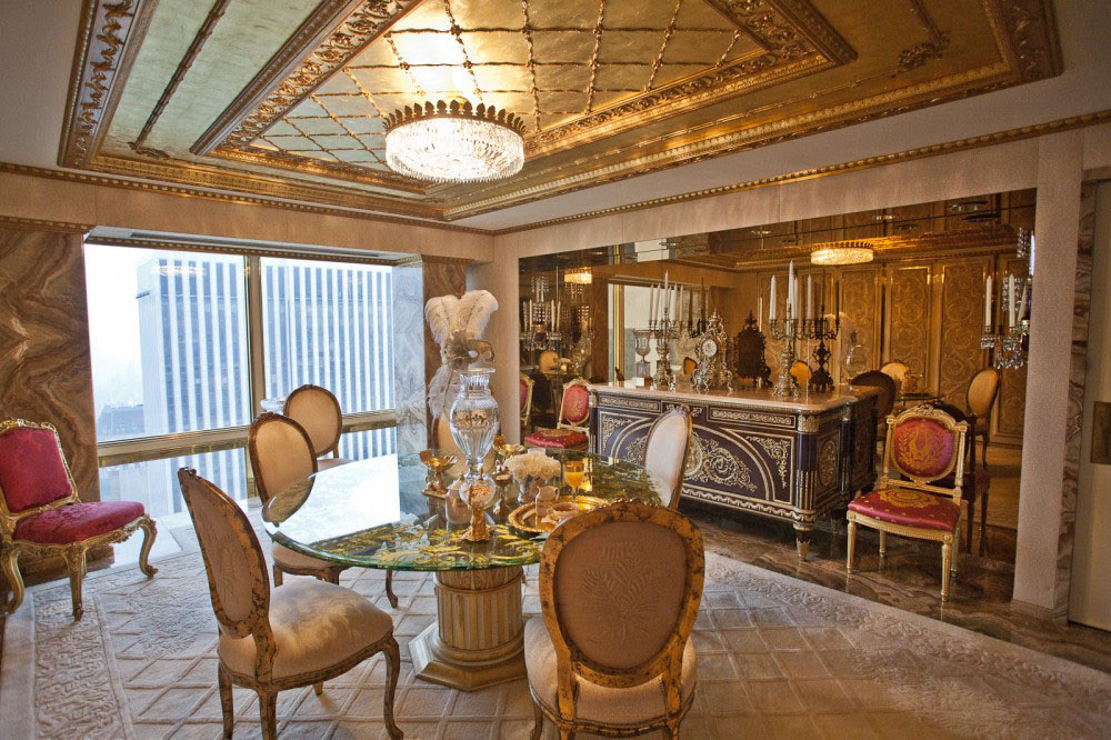 Image result for trump home