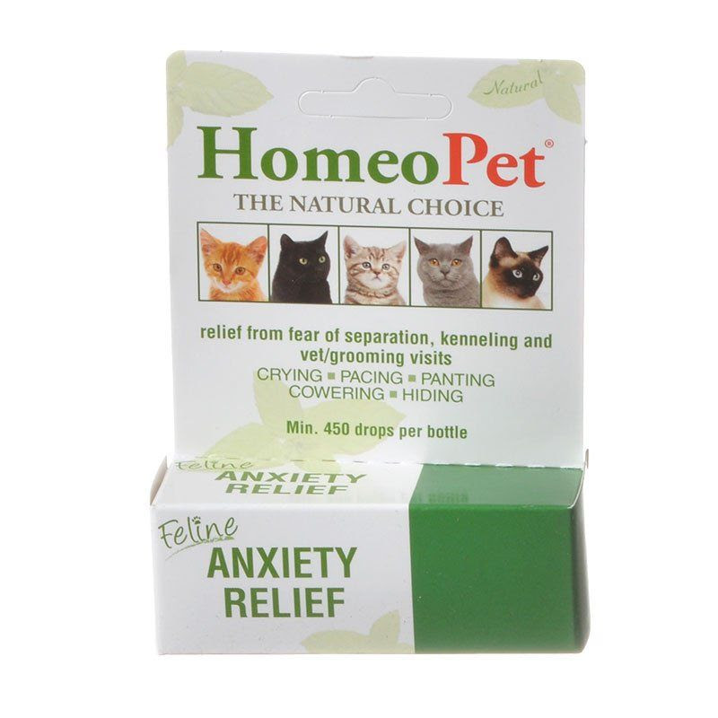Homeopet HomeoPet Feline Anxiety Relief Health Aids