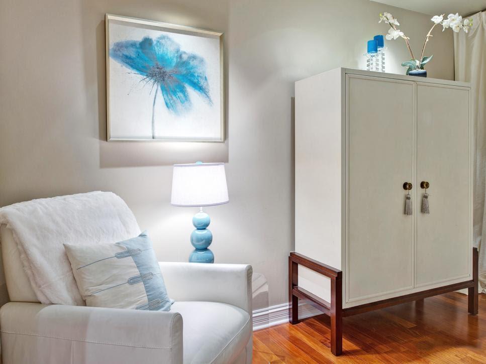 Storage Ideas for Master Bedrooms | HGTV