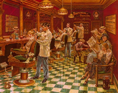 75008 Barber Shop