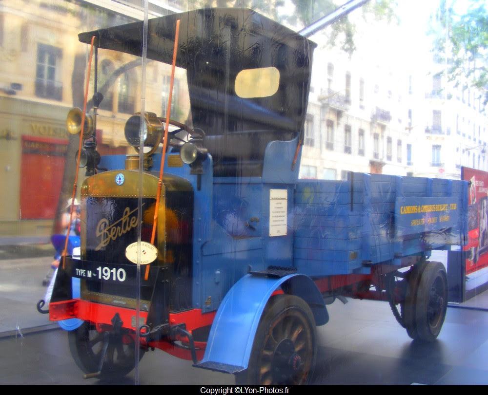 Camion+Berliet+1910