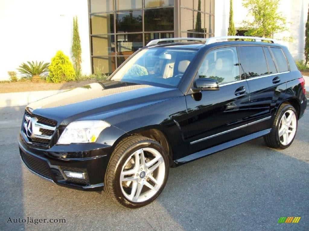 2010 Mercedes-Benz GLK 350 in Black - 466645 | Auto Jäger ...