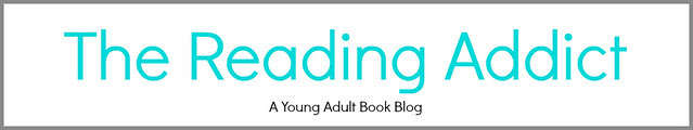 the reading addict header