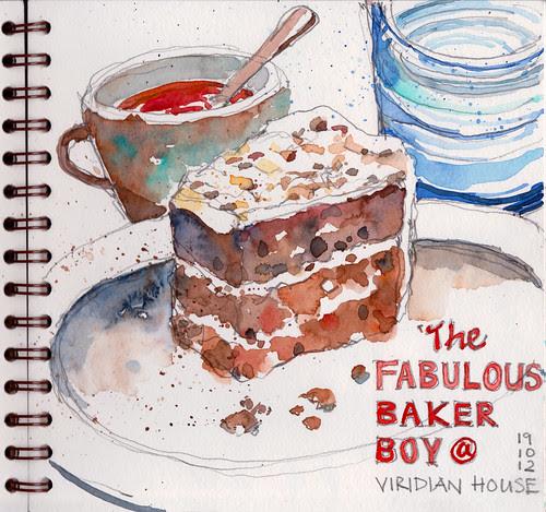 Fabulous Baker Boy @ Viridian House