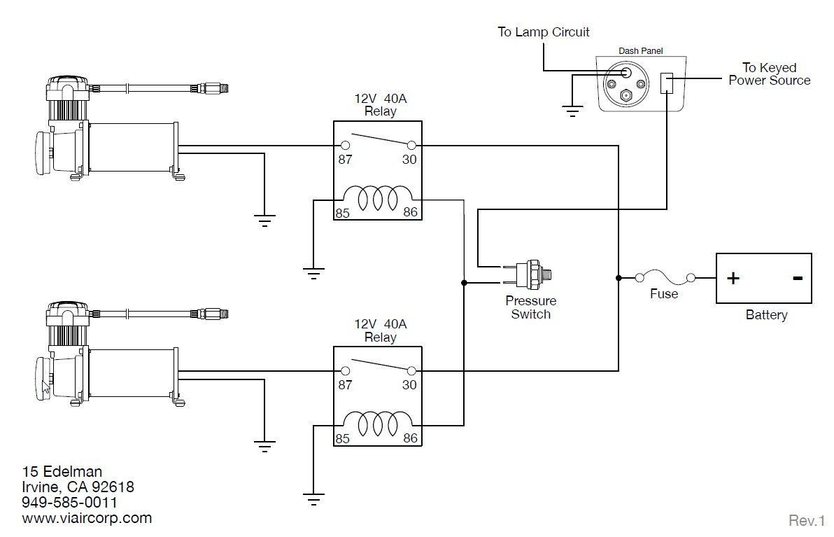 viair onboard air systems wiring diagram image 2