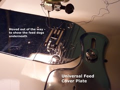 03 - Feed Cover Plate