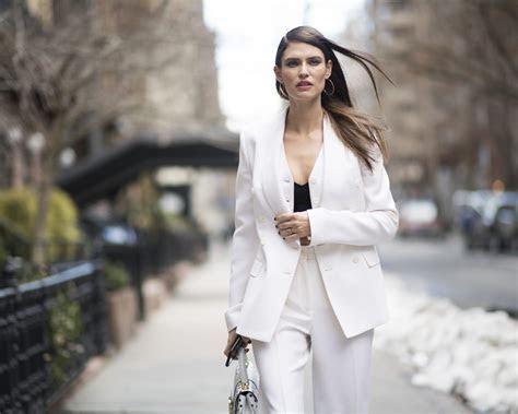 Model Bianca Balti Marries in Lemon Adorned Wedding