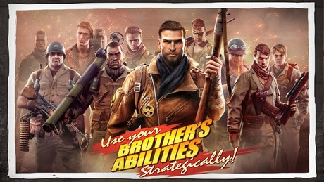Download Brothers in Arms 3 apk photos
