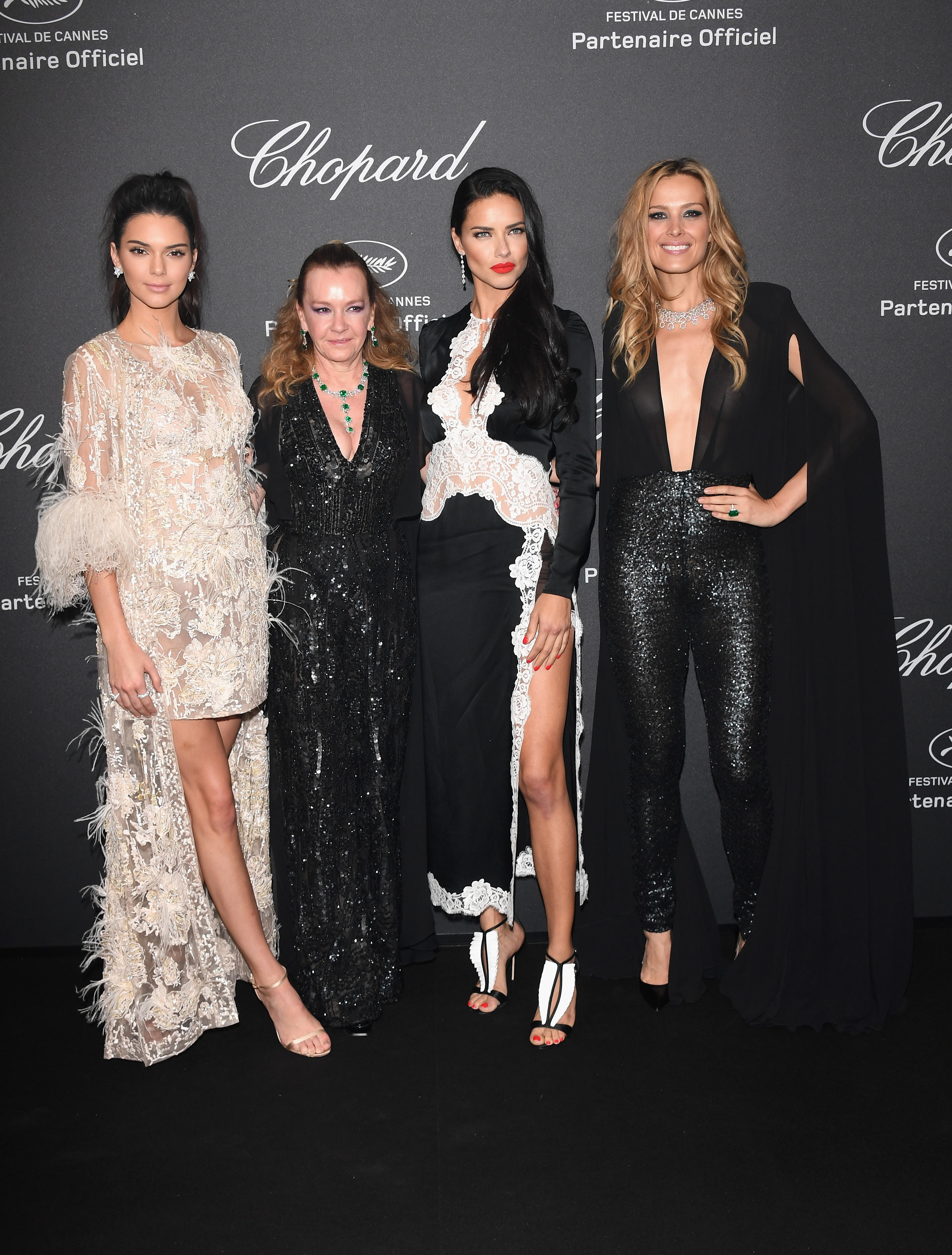 THE MOST GLAMOROUS LOOKS AT CANNES FILM FESTIVAL 2016