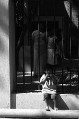 Man Child in a Zoo by firoze shakir photographerno1