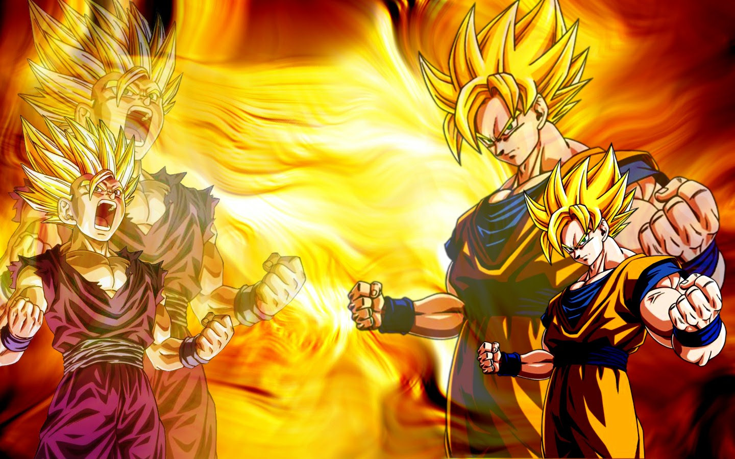 Download Dragonball Dragon Ball Z For Free Wallpaper